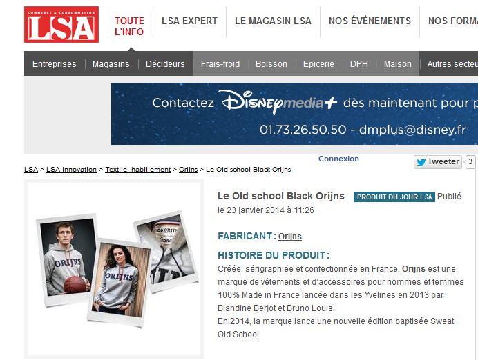 LSA CONSO_2014-01-23