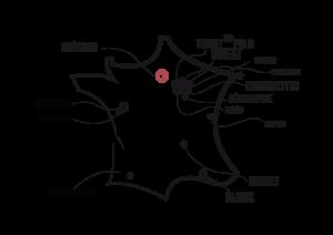 Carte lieux fabrications 2